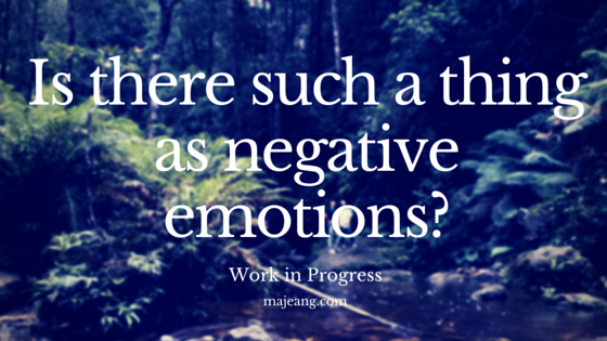 negative emotions on majeang.com