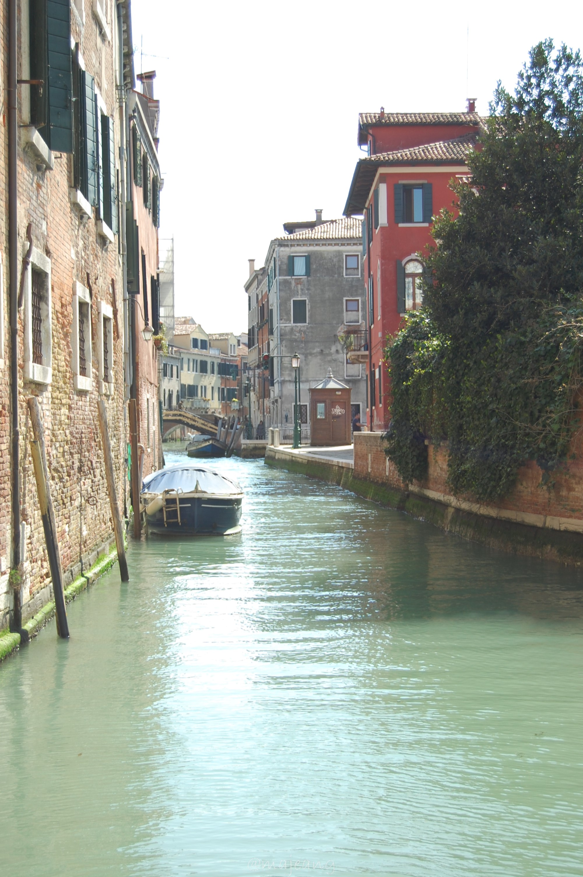 Getting lost in Venice Italy- www.majeang.com