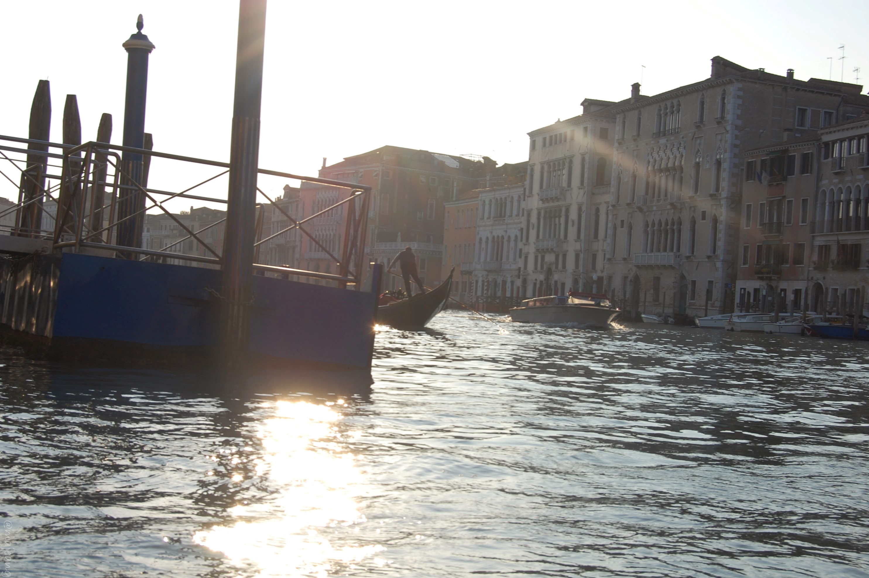 Things to see in Venice- sunset