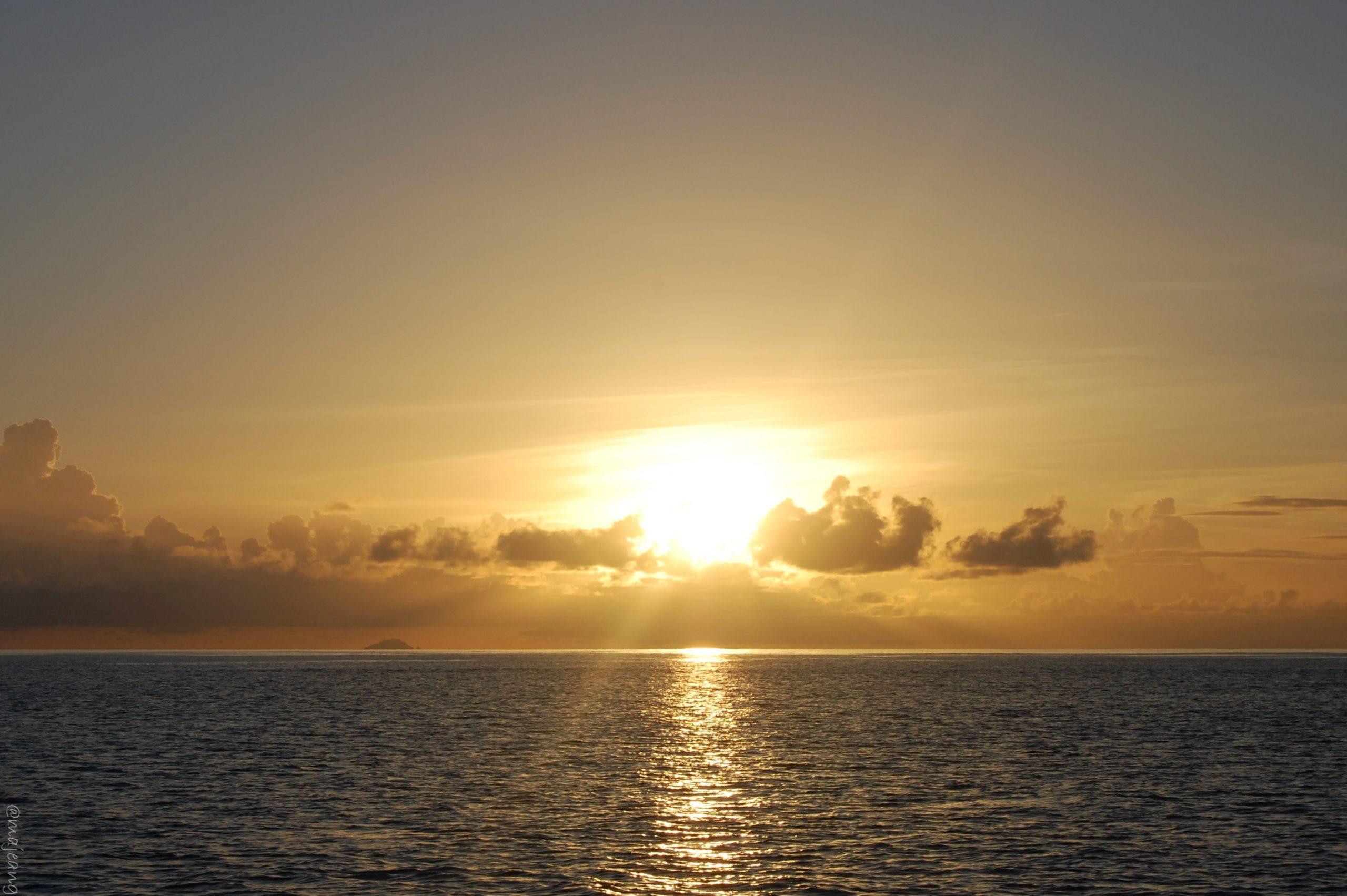 Avoid travel pitfalls- Antigua sunset