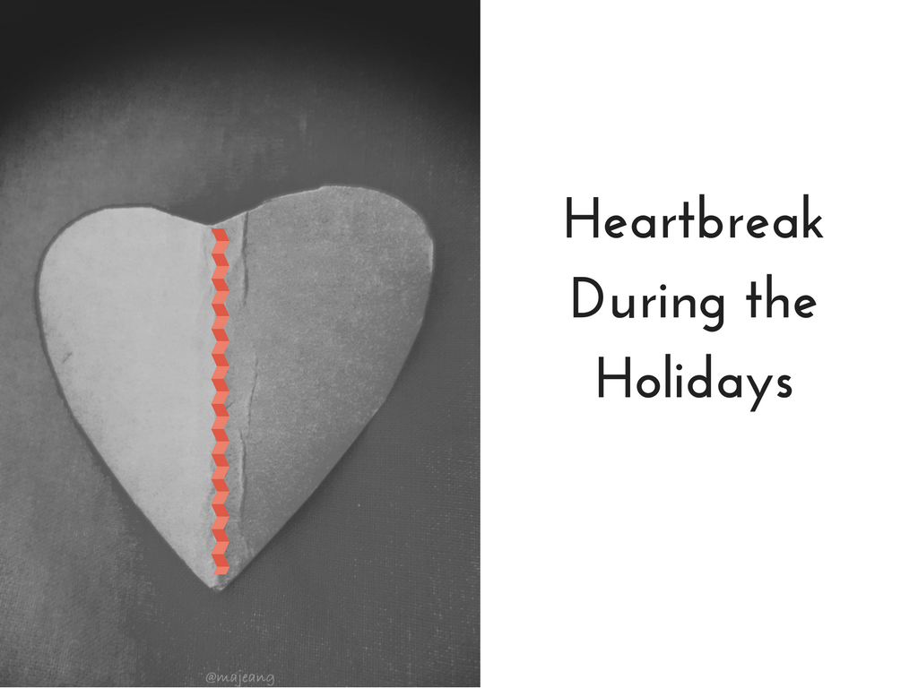 Heartbreak durin the holidays