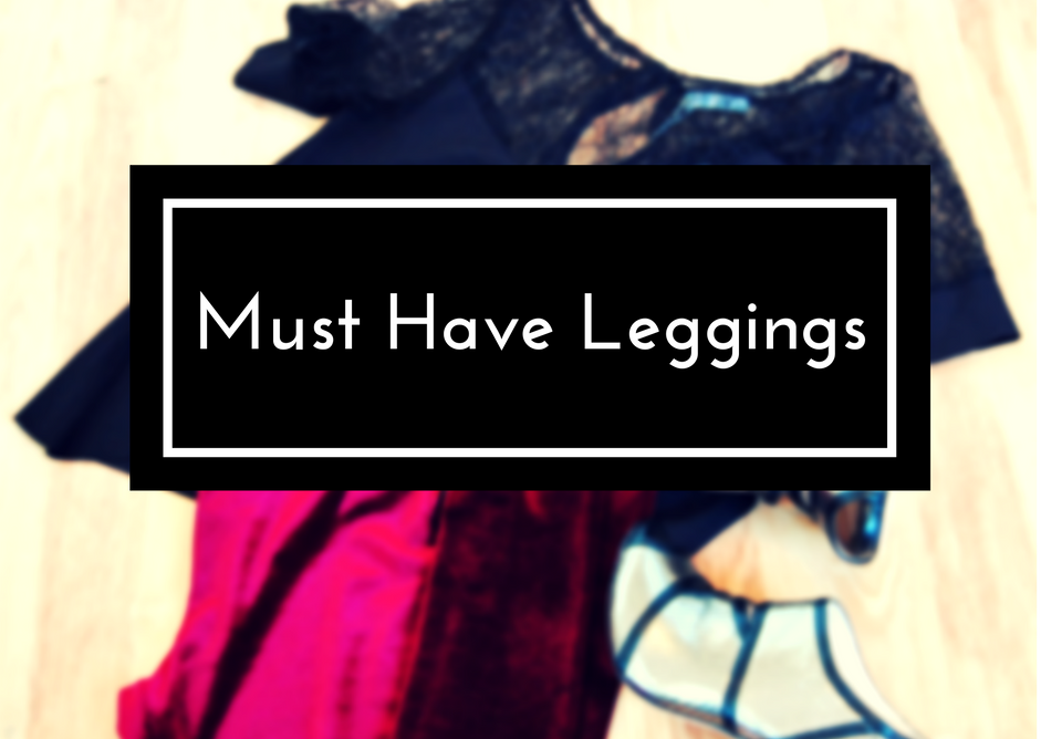 Must have holiday leggings by Miss Selfridge