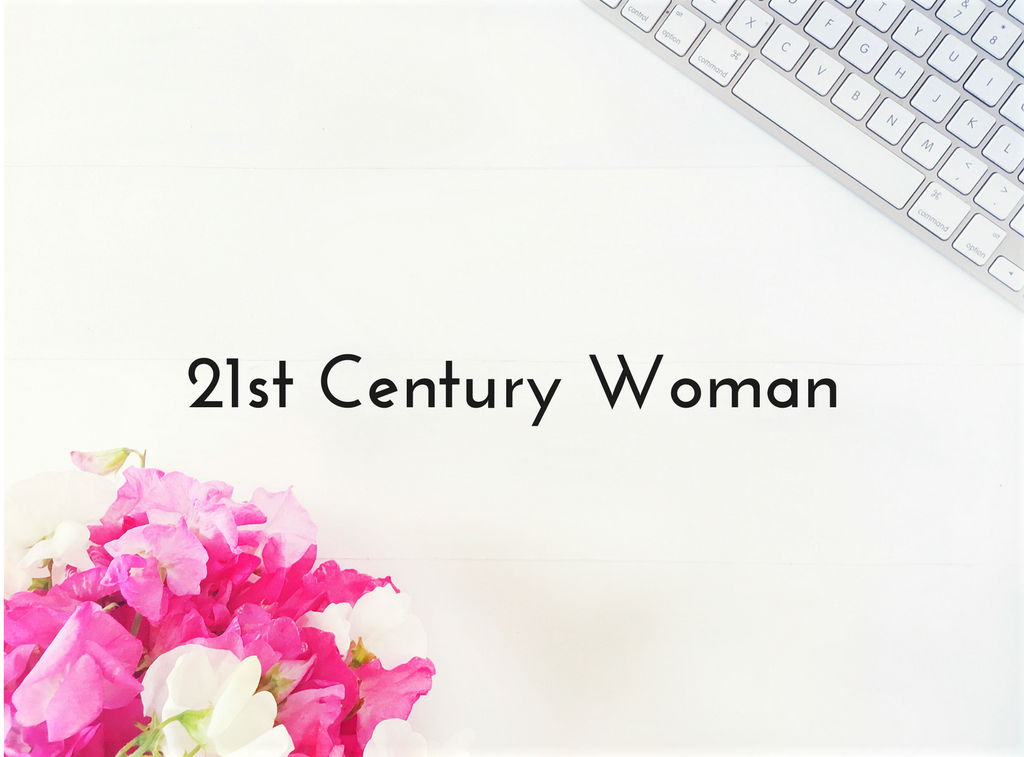 21st century woman