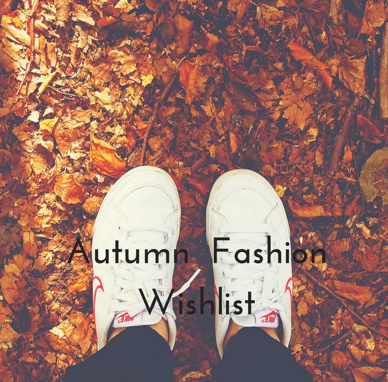 under £30 autumn fashion wishlist