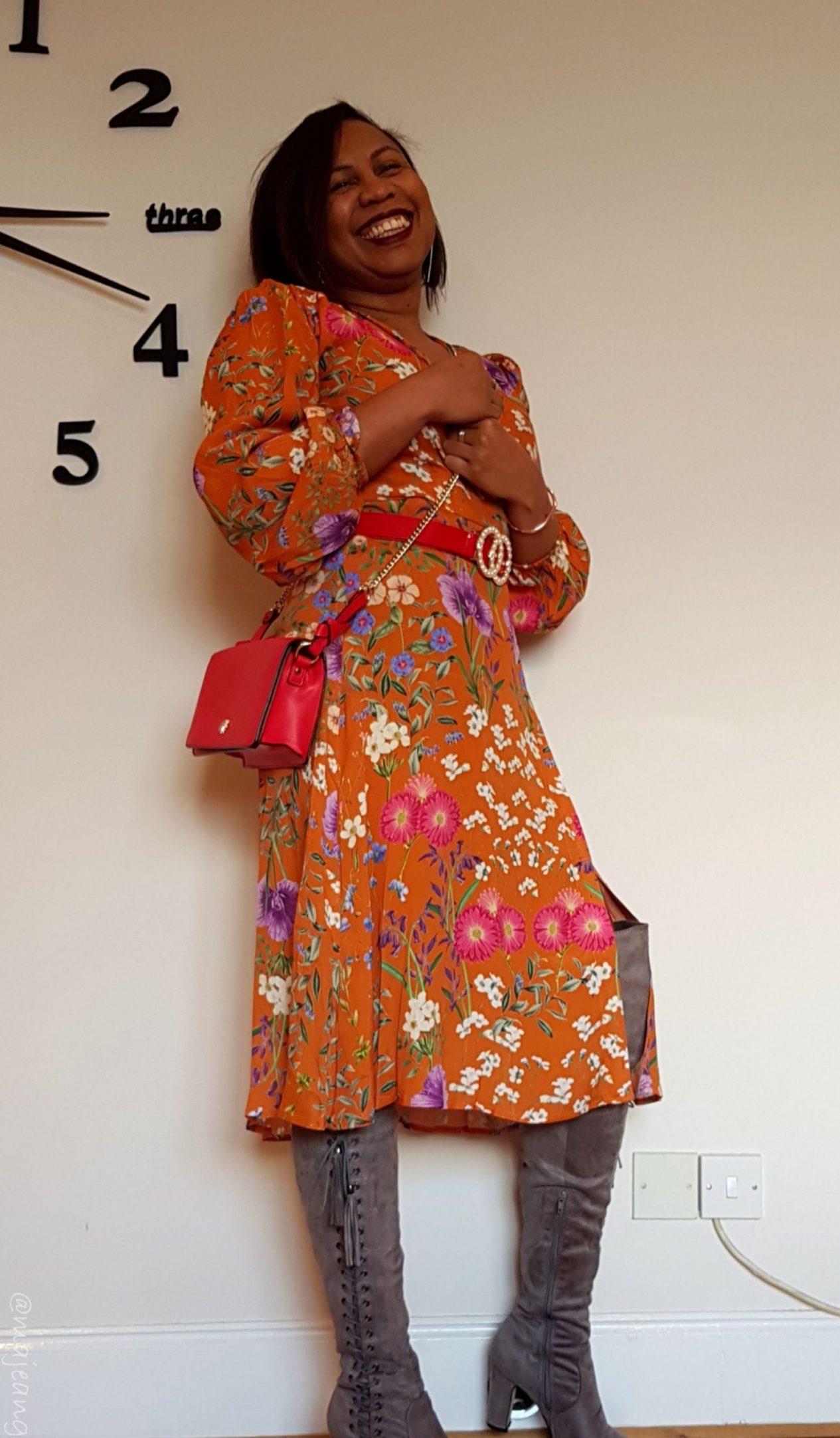 must have versatile dress- majeang.com