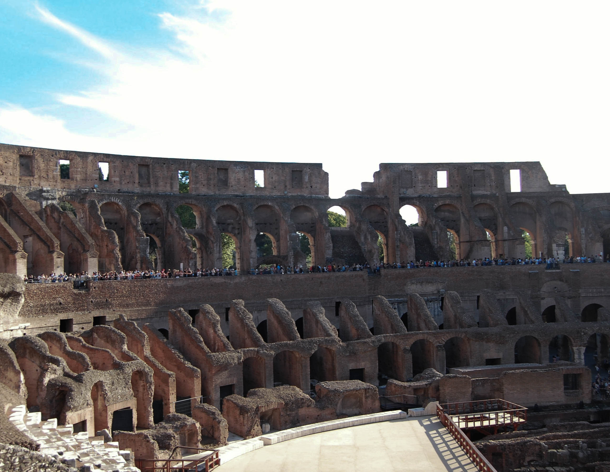 exciting adventures to add to your bucketlist - Colosseum, Rome